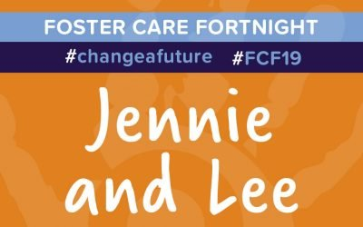 FCF19: What our carers say: Jennie and Lee
