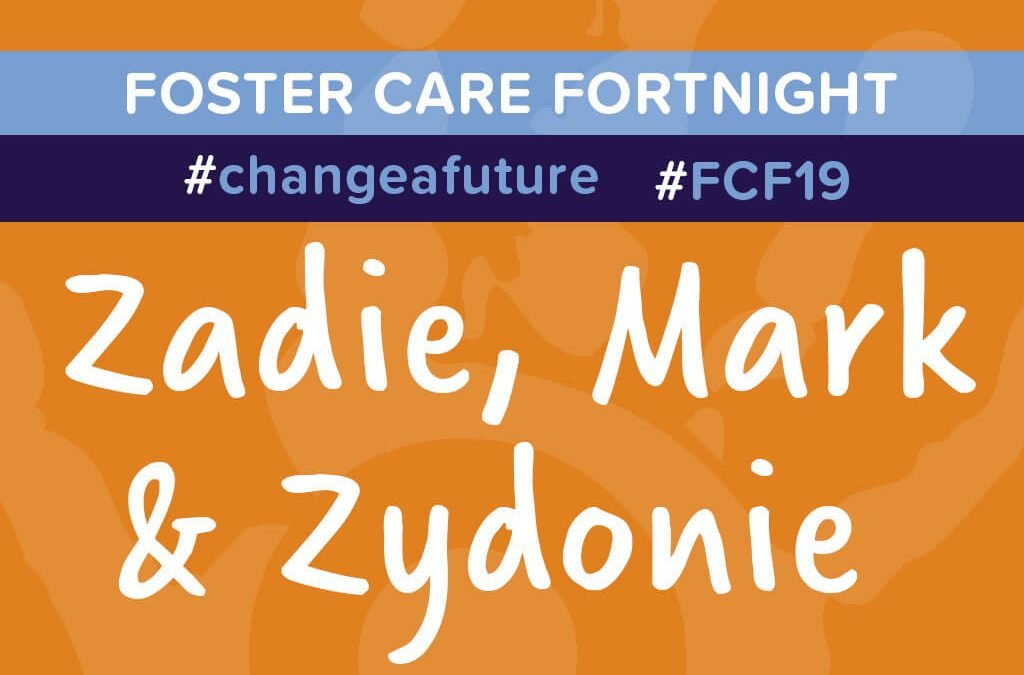 FCF19: Our Carers: Zadie and Mark