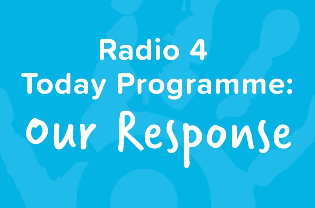 Radio 4 Today Programme and fostering