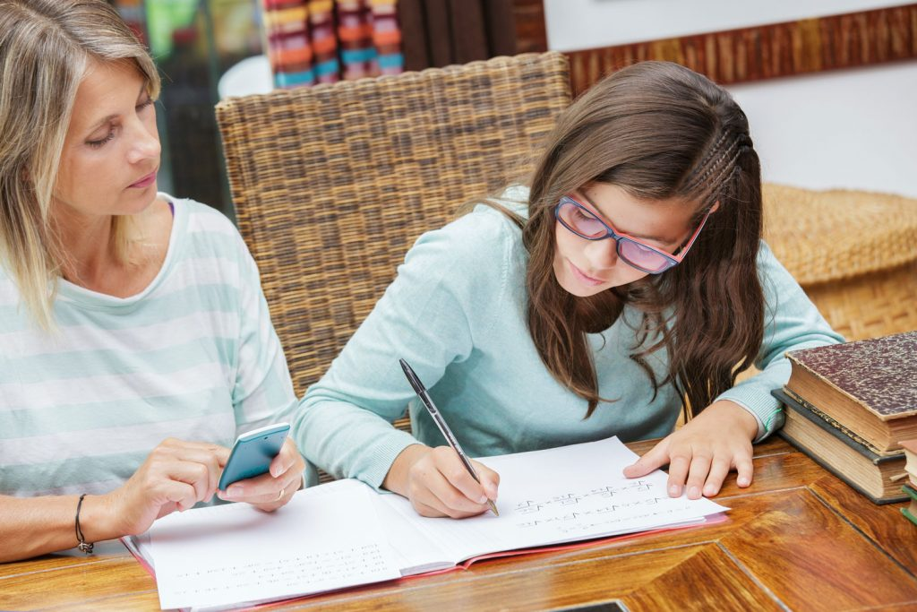 coronavirus and fostering: home schooling