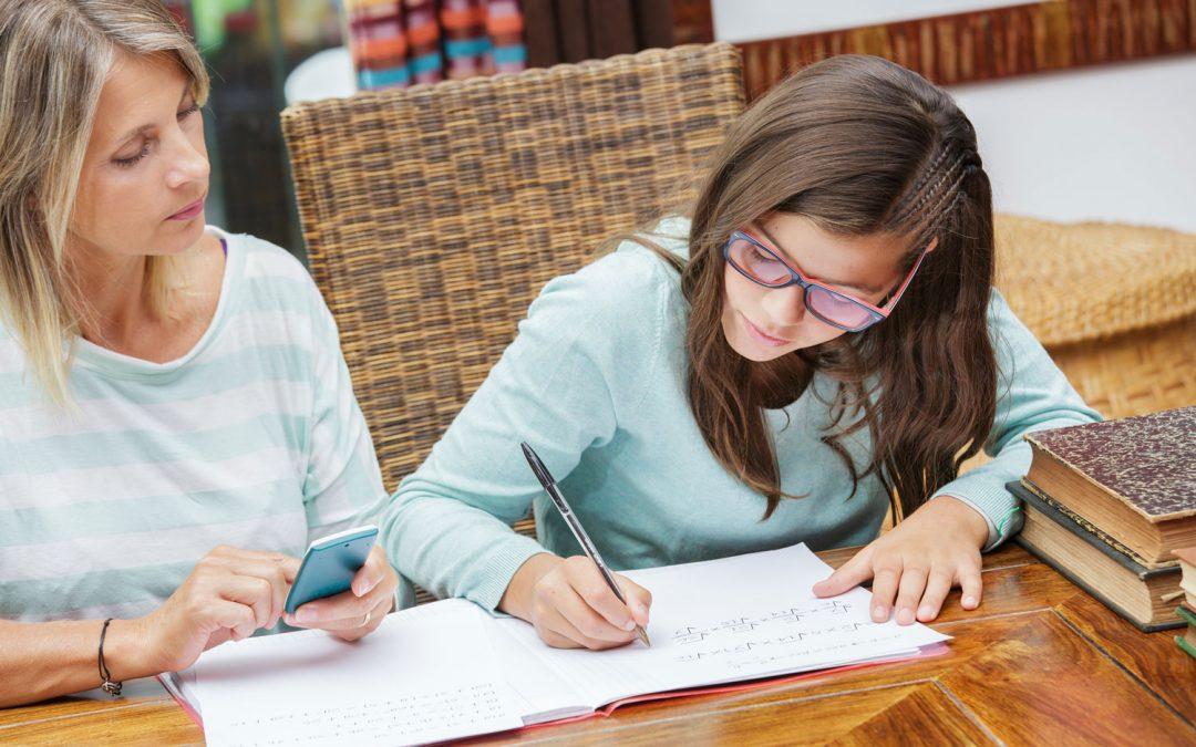 coronavirus and fostering: home schooling